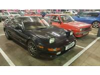 TOYOTA MR2 TWIN ENTRY TURBO T-BAR REV 2 12 MONTHS MOT ( MX5 TYPE R S2000 BMW )