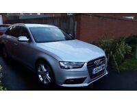 Audi A4 Avant £ 30 road tax Sat Nav and Phone