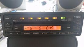 Nakamichi MB-75 Radio and 6 Disc in dash MusicBank CD Changer.