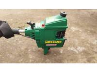 USA weed eater petrol strimmer