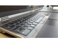 High spec Quad Core i7 Dell Latitude laptop. 16 GB RAM. 500 GB SSD. Full HD. - TWO FOR SALE