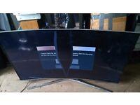 JOBLOT OF SAMSUNG TVS SPARES OR REPAIR
