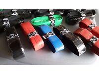 [BRAND NEW] 19 x Karakal PU Supergrip Replacement Racket Grips - Various Colours