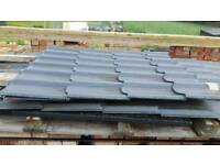 7x new steel roof sheets