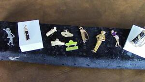 Golfer's Pins, Brooches, Nice Collection Kitchener / Waterloo Kitchener Area image 1