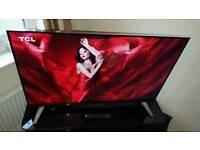 JVC 40 inch 4K Ultra HD Smart led tv LT-40C860 with built-in WIFI