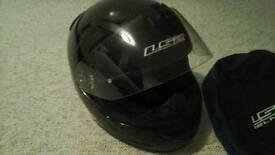 Ls2 crash helmet size large