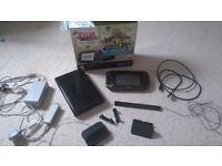 Nintendo Wii U Zelda Windward Limited Edition Bundle 32GB Inc 3 Games