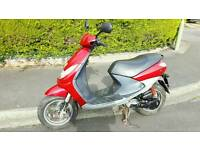 Peugeot vivacity 49cc moped scooter