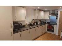 Brand new apartment ground floor flat with allocated car park available to rent.