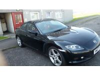 *Price Drop* Mazda RX8 1.3 petrol RWD