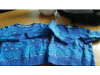 Boy's jumpers 2-3yrs
