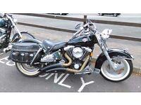Harley Davidson Heritage Softail – FLSTC 1340cc