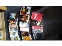 job lot of 70 original dvds