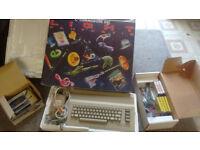 Commodore 64 boxed - lightgun - Light Fantastic version - games - vintage - retro - C64