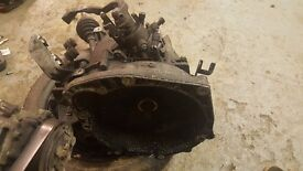 vauxhall/saab 6 speed F40 gearbox for sale covered only 77k miles