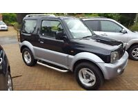 VERY TIDY JIMNY MODE SUZUKI FOR SALE. Part leather interior excellent tyres full service history