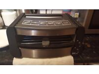 Easylife gourmet grill and toaster