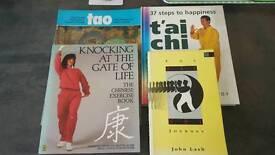 Books - Tai chi