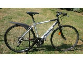 MENS DAWES HYBRID BIKE TOWN BIKE CITY BIKE ROAD BIKE 20IN FRAME 700C WHEELS PICK UP TODAY
