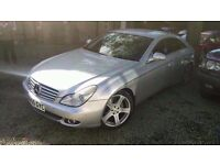 MERCEDES CLS 500 AUTO [STUNNING EXAMPLE / MUST BE SEEN / SUPERB SPEC]