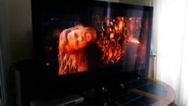 50 inch Plasma TV & DVD Player