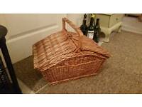 Picnic Wicker Hamper