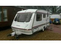 1993 elddis vogue 4 berth with full awning