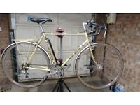 Claud Butler Majestic Vintage Road Touring Bike