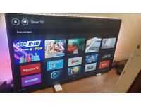 BRAND NEW BOXED PHILIPS 75 INCH 75PUS7805/12 SMART 4K UHD HDR LED TV AMBILIGHT 3 With wifi