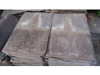 """Reclaimed Burlington Natural Slate Tiles (12"""" x 18"""") - minimum 600 pieces for sale"""