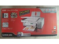 Lexmark Colour All In One Printer X3580