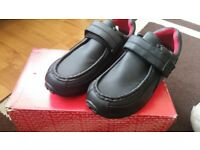 Liverpool black shoes UK size 6