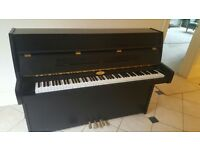 Kemble upright piano, very nice condition, 3pedals (practice pedal), S.E. London
