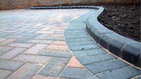 Professional block paving, driveways, landscaping and gardening