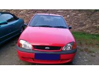 Ford fiesta non runner spares or repair