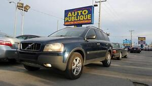 Volvo XC90 2004 AWD/TOIT/CUIR/7 PASSSAGER