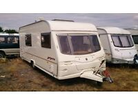 2004 AVONDALE ARGENTE 550S NEEDS TLC TO FRONT PANEL