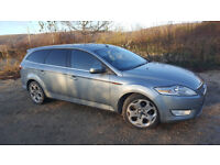 ford Mondeo Titanium X Turnier IV 2.2 (175Hp) tdci estate 2008/58 plate with 201k and a Sep 2018 mot