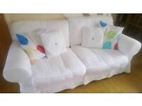 1x sofa and 1x sofa bed