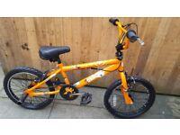 Kida Bmx Bike