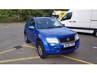 Suzuki Grand Vitara 2006 4x4 Mot until July 2017 1.6 low miles