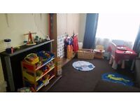 Experienced, Ofsted registered and fully trained childminder