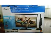22 inch Polaroid led hd tv like new boxed