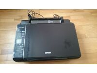 Epson Stylus SX215 Printer and Scanner Very Good Condition