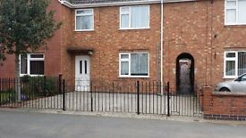 3 bed house to rent in Loughborough