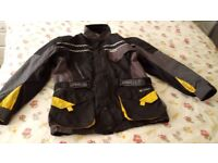 Sportex Cordura Motorcycle Jacket