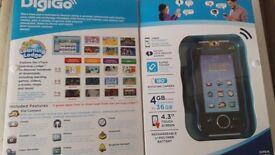 Vtech digigo in blue, brand new in box. RRP is £70- £79.99.
