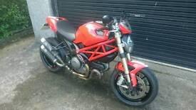 Ducati Monster M1100 evo