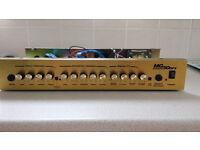 Marshall MG50 dfx amplifier.